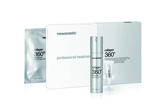 Collagen 360 professional treatment